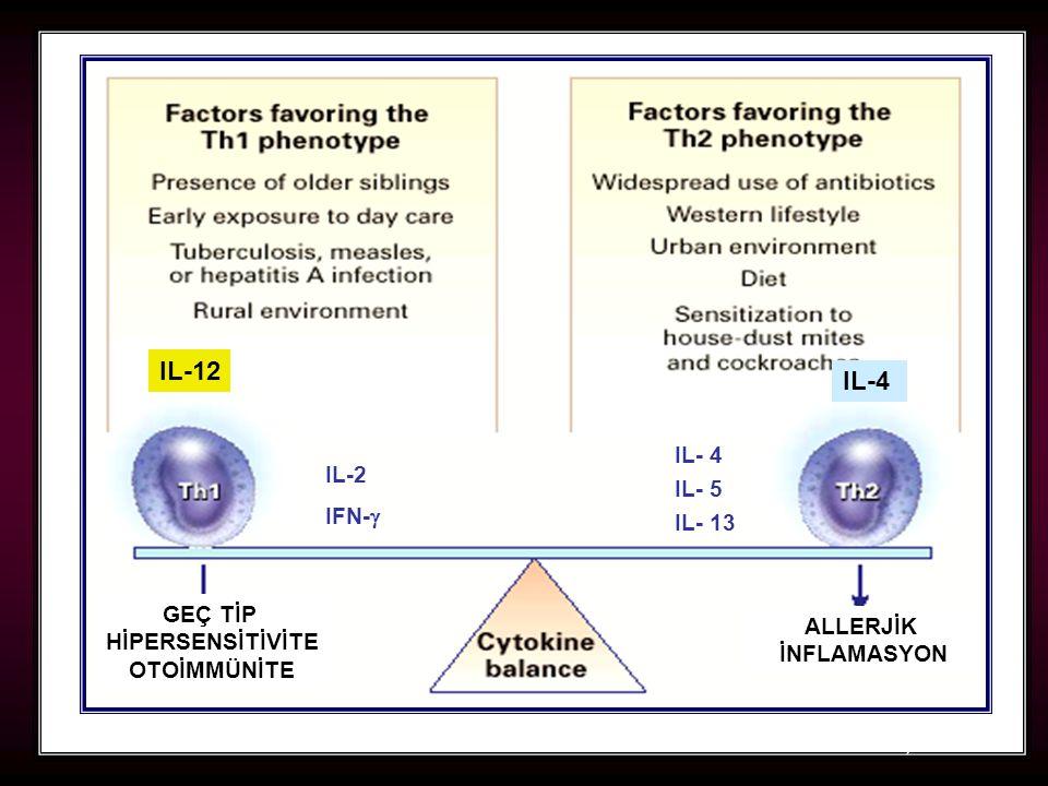 8 İMMÜNOPATOGENEZ IL-9 IL-4 IL-3 GM-CSF IL-5 IL-3 Mast hücresiEozinofil Th 2 inflamasyonu Th 2 Dendritik hücre IL-4, IL-13 Mukus Yeniden yapılanma TGF  ET-1 VEGF Eotaksin Fibroblast Düz kasDamar Sinir Makrofaj B Ig E