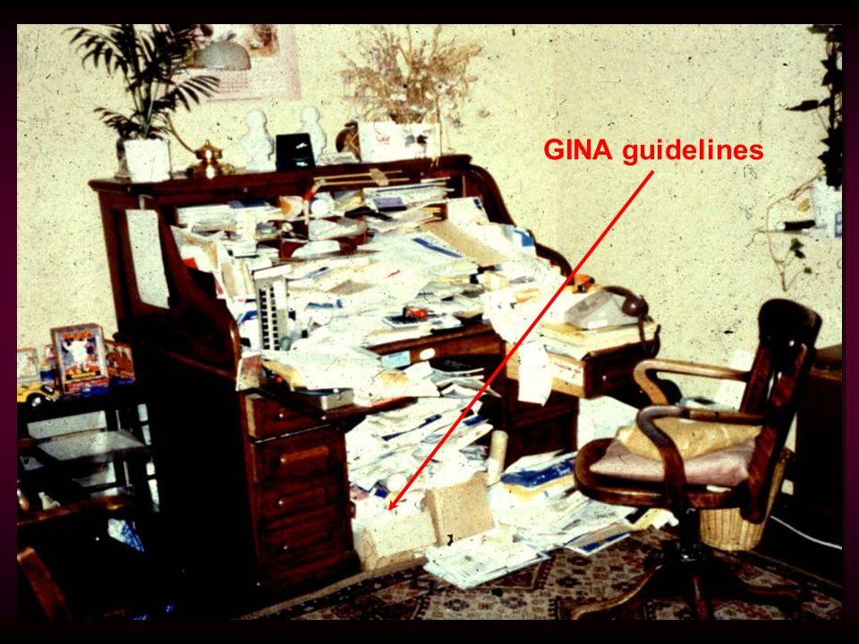 81 GINA guidelines