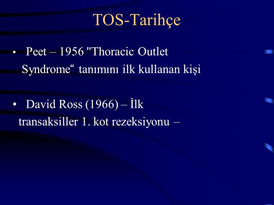 TOS-Tarihçe Peet – 1956