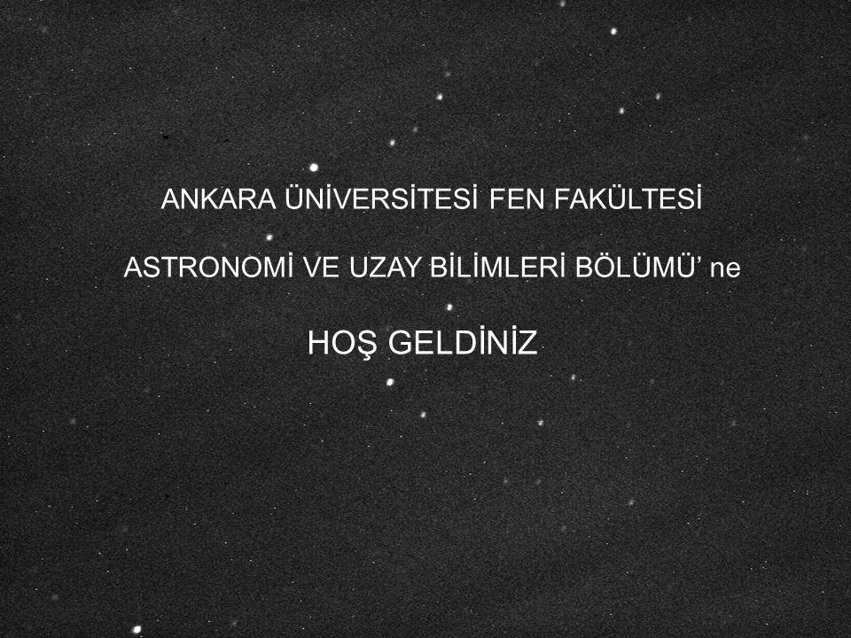1 – Yönetim Ankara Üniversitesi Rektörü : Prof.Dr.