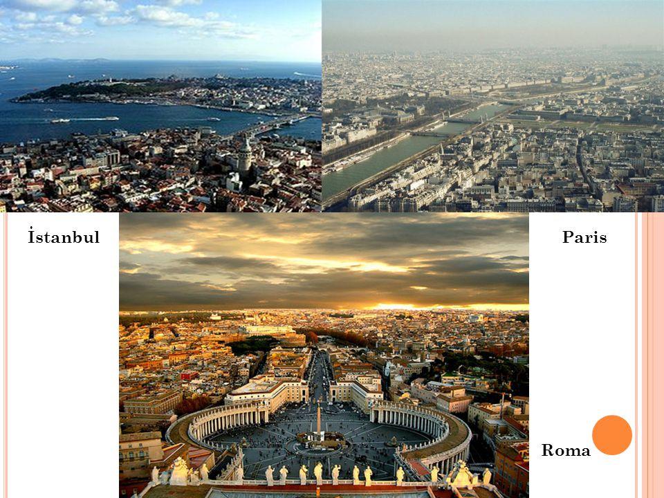 İstanbulParis Roma