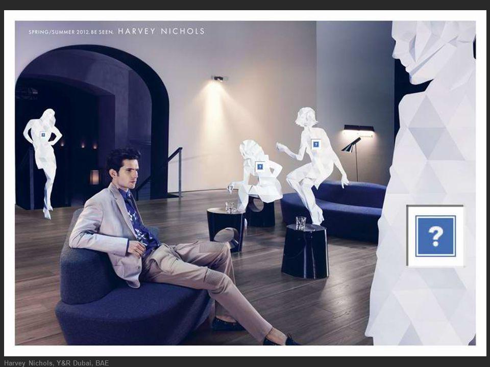 Harvey Nichols, Y&R Dubai, BAE