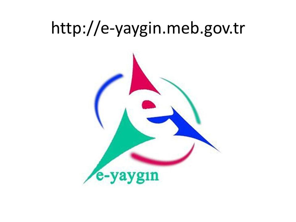 http://e-yaygin.meb.gov.tr