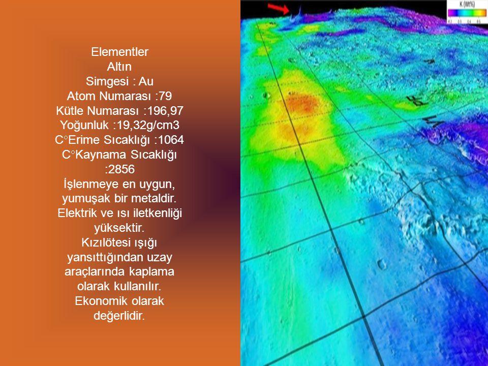 Silisyum Simgesi : Si Atom Numarası : 14 Kütle Numarası : 28,086 Yoğunluk : 2,33 g/cm3 C  Erime Sıcaklığı : 1414 C  Kaynama Sıcaklığı : 2900 Yerkabuğu kütlesinin % 26'sını oluşturur