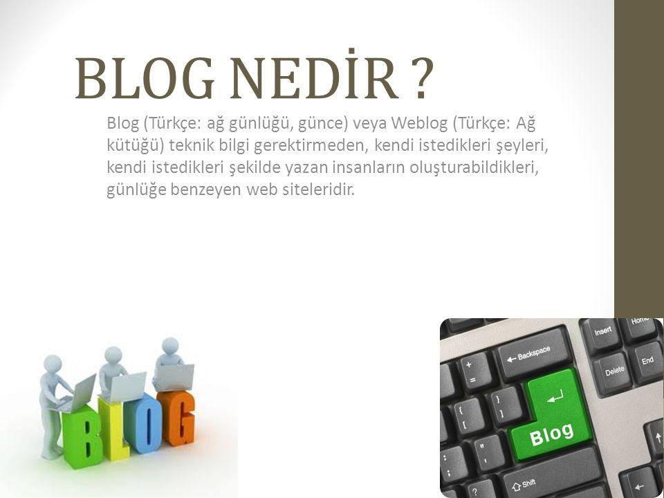 Blog, genellikle güncelden eskiye doğru sıralanmış yazı ve yorumların yayınlandığı, web tabanlı bir yayını belirtir.