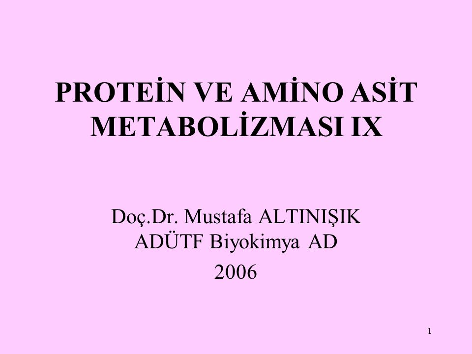 12 Prolin ve hidroksiprolin metabolizma bozuklukları: 1) Hiperprolinemi: Kan ve idrarda prolin düzeyleri artmaktadır.