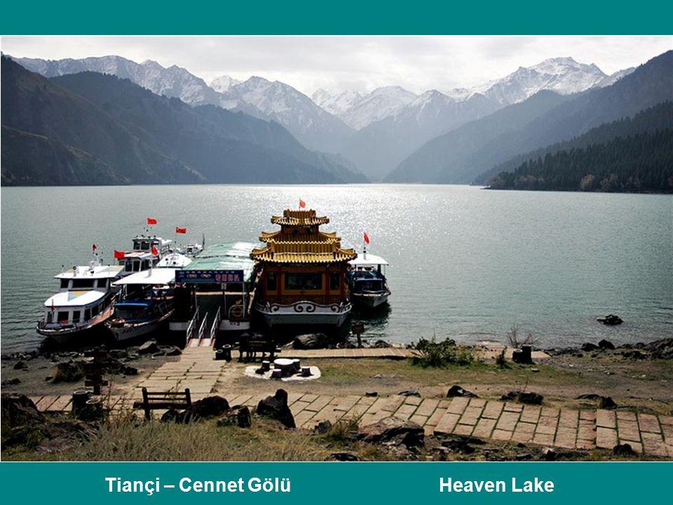 Tiançi – Cennet Gölü Heaven Lake