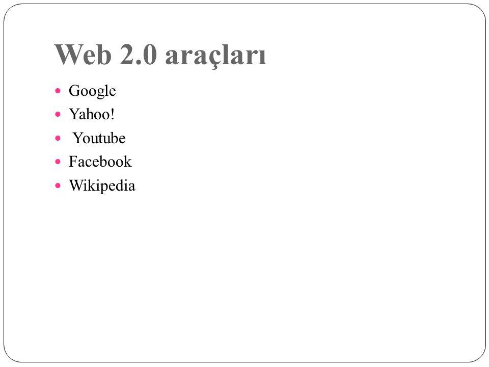Web 2.0 nedir.