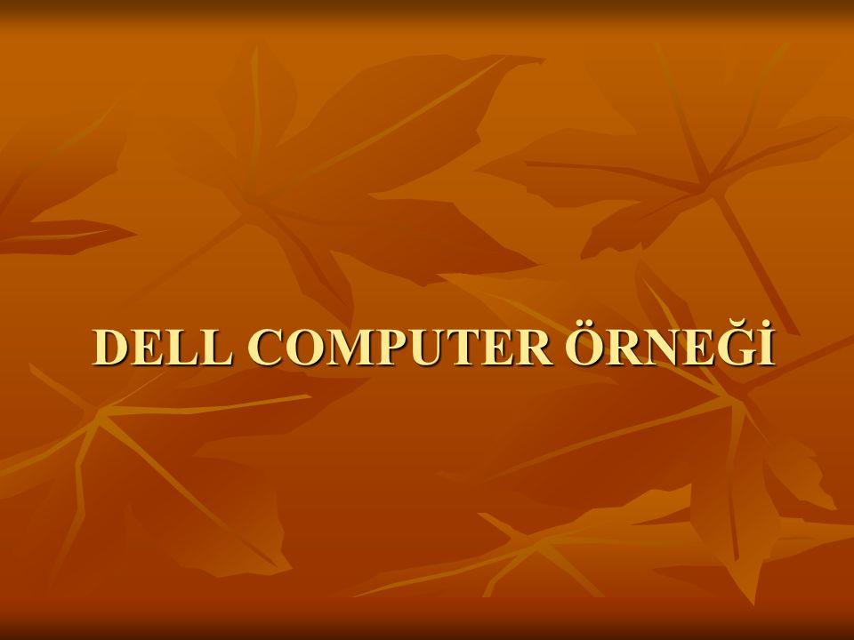 DELL COMPUTER ÖRNEĞİ