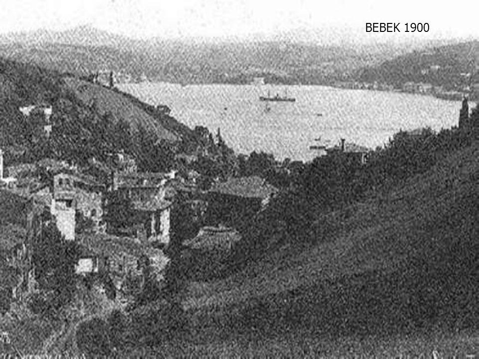 GALATA KÖPRÜSÜNDE HALK 1900