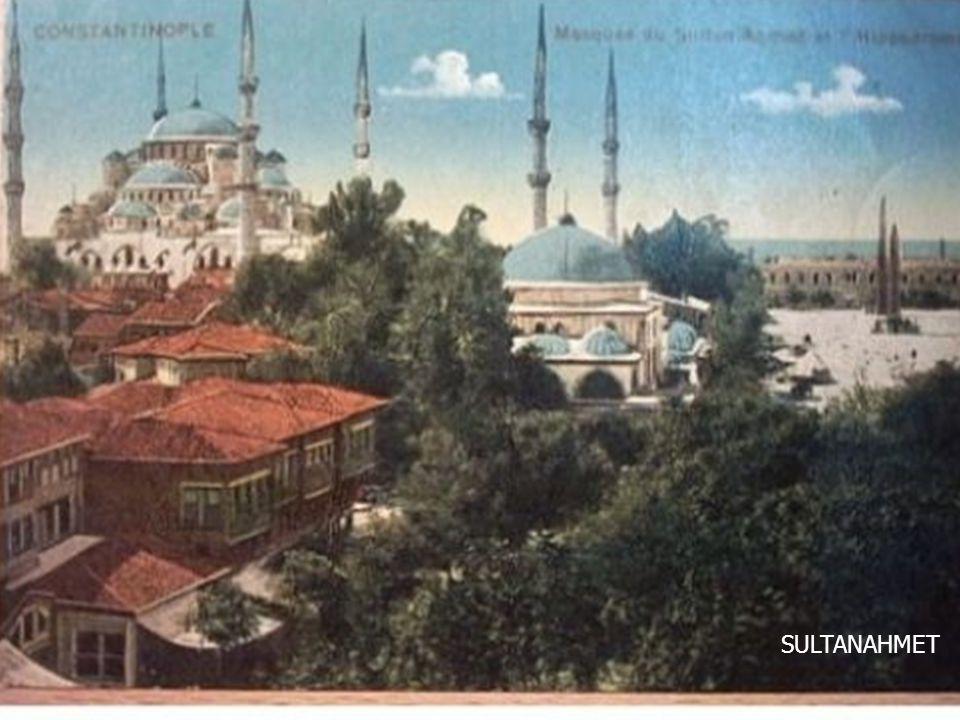 YILDIZ HAREM KÖŞKÜ 1909
