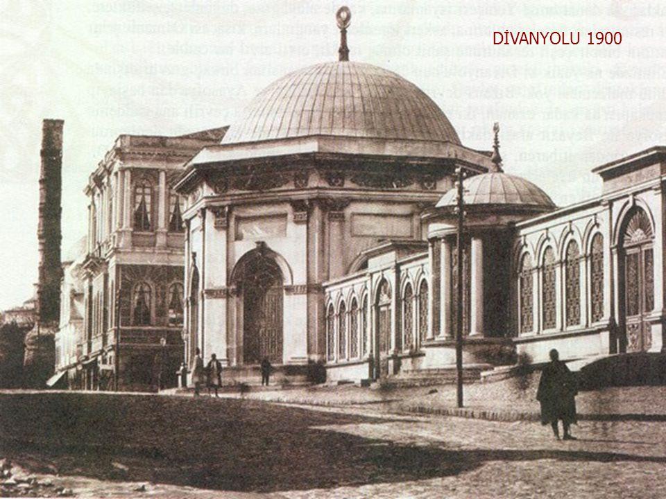 BÜYÜK POSTANE 1900