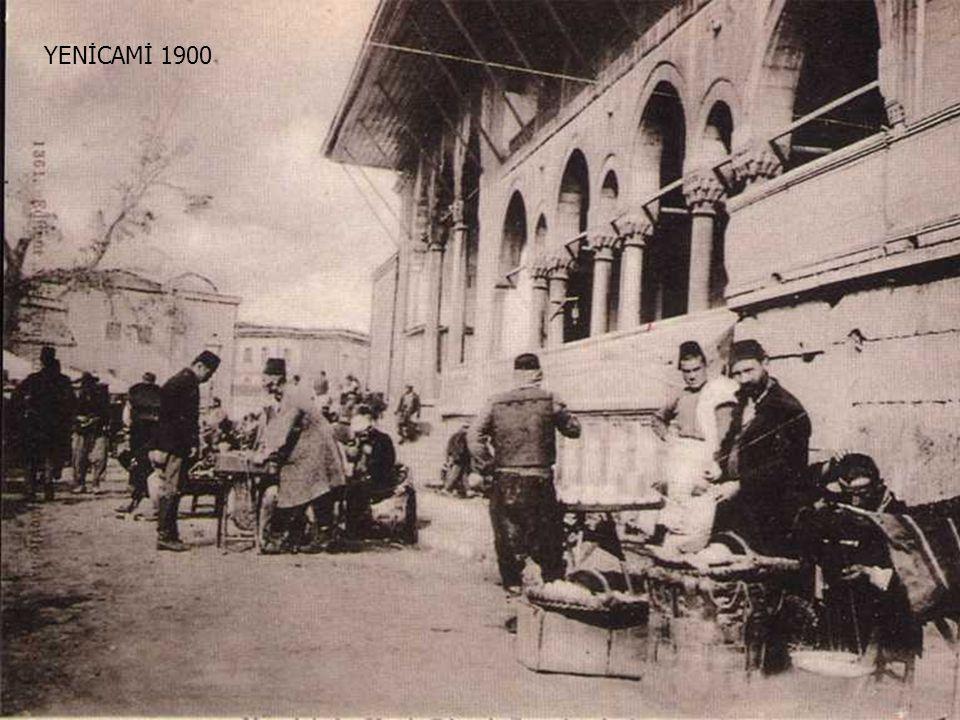 BOĞAZDAN SULTANAHMET 1900
