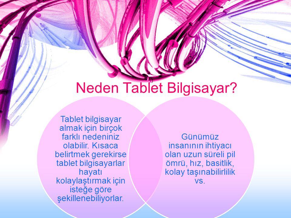 Hangi Tablet ve Neden.
