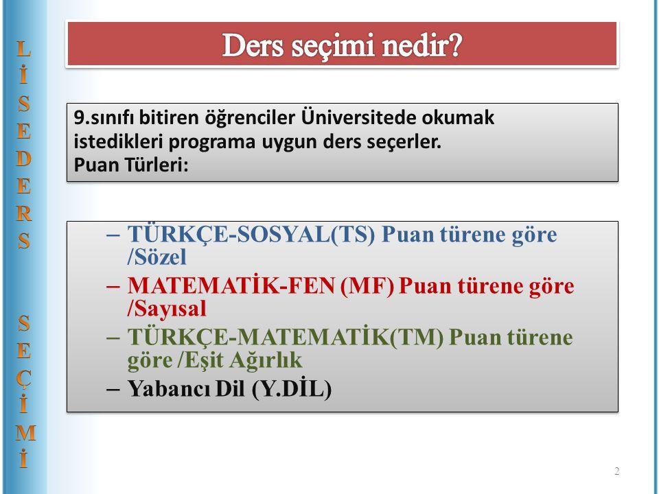 TM-2 SIRA NO MESLEKLERPUAN TÜRÜ 1AİLE VE TÜKETİCİ BİLİMLERİTM-2 2AVRUPA BİRLİĞİ İLİŞKİLERİTM-2 3EŞİTAĞIRLIKLI PROGRAMLARTM-2 4HUKUKTM-2 5KAMU YÖNETİMİTM-2 6KÜRESEL VE ULUSLARARASI İLİŞKİLERTM-2 7SAĞLIK KURUMLARI YÖNETİCİLİĞİ (Fakülte)TM-2 8SAĞLIK YÖNETİMİ (Fakülte)TM-2 9SINIF ÖĞRETMENLİĞİTM-2 10SİYASET BİLİMİTM-2 11SİYASET BİLİMİ VE KAMU YÖNETİMİTM-2 12SİYASET BİLİMİ VE ULUSLARARASI İLİŞKİLERTM-2 13TURİZM VE OTOLCİLİK (Fakülte)TM-2 14ULUSLARARASI İLİŞKİLERTM-2 15ULUSLARARASI İLİŞKİLER VE AVRUPA BİRLİĞİTM-2 23