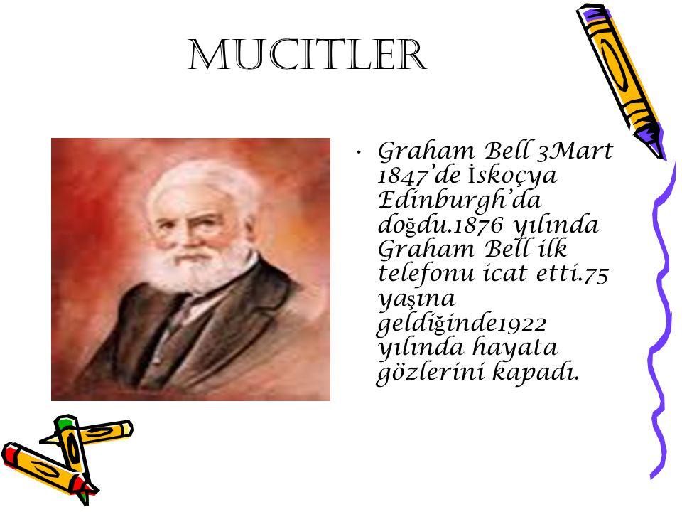 mucitler ALBERT E İ NSTE İ N Almanya' da 14 Mart 1879'da do ğ du. Teorileriyle matematik ve fizi ğ e büyük katkıları oldu.En önemli teorisi İ ZAFET te