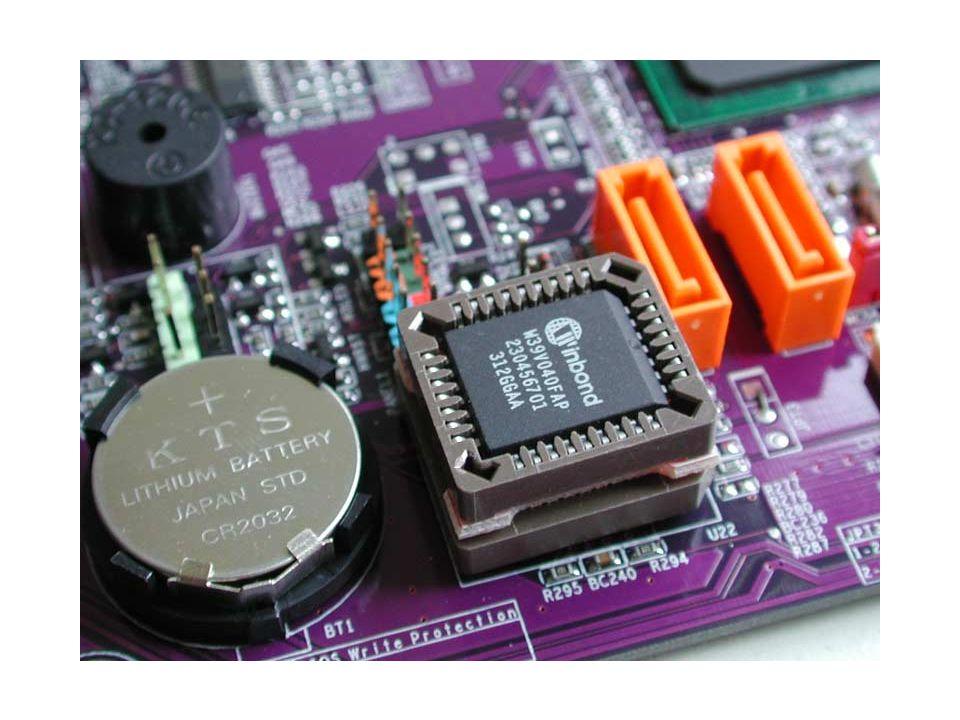 BIOS POST Mesajları CMOS checksum error - Defaults loaded: Herhangi bir nedenden dolayı BIOS ayarlarınızda bozukluk oluşmuş (muhtemelen bitmek üzere olan BIOS pili yüzünden).
