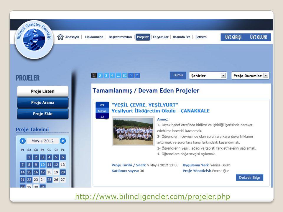 http://www.bilincligencler.com/projeler.php
