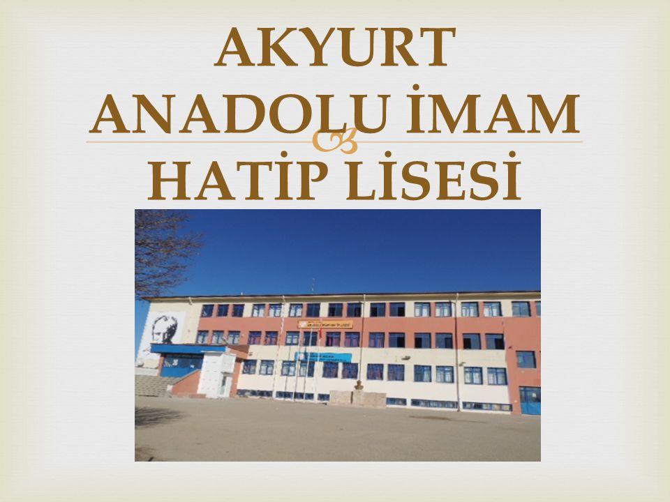  Okulumuz;  2010-2011 eğitim öğretim yılında açıldı.