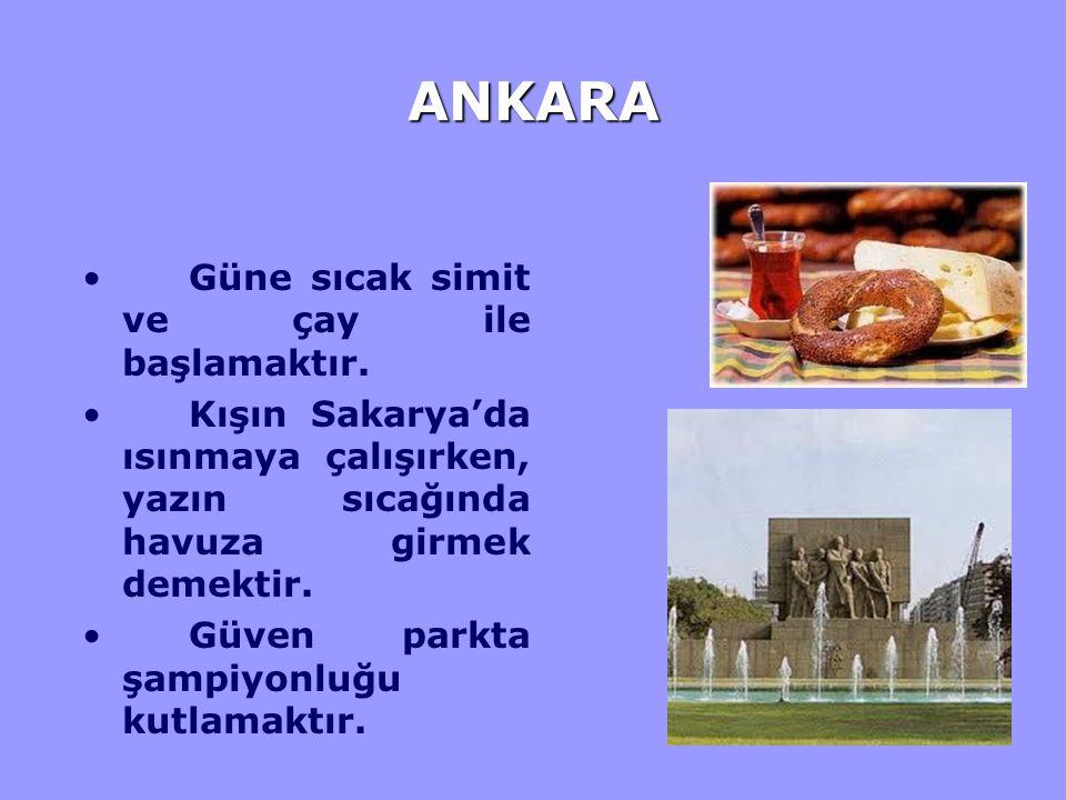 ANKARA Başkent demektir, ülkenin meclisidir ANKARA.
