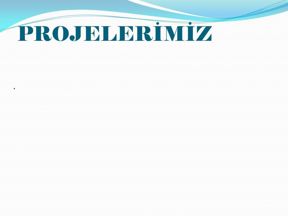 PROJELERİMİZ.