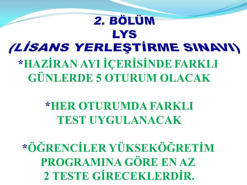 TS 2 PUANINDAKİ MESLEKLER Tarih, Sanat Tarihi, Türk Dili ve Edebiyatı, Türkçe Öğretmenliği
