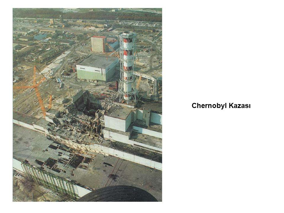 Chernobyl Kazası