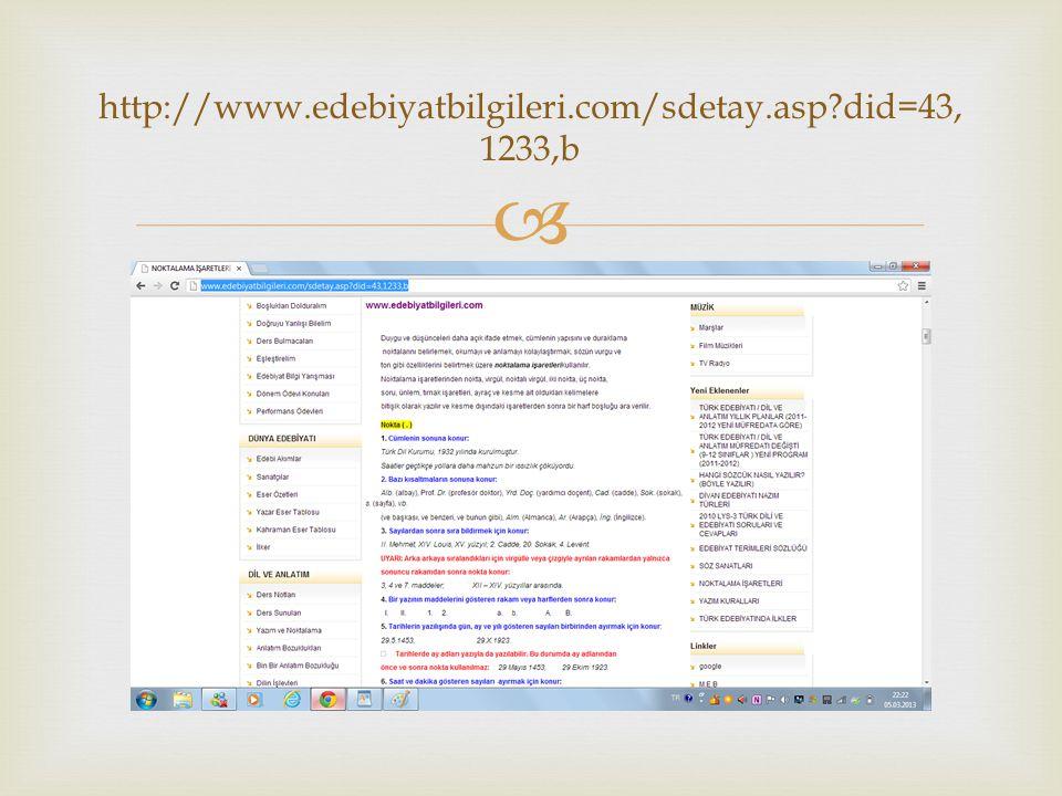  http://www.edebiyatbilgileri.com/sdetay.asp did=43, 1233,b