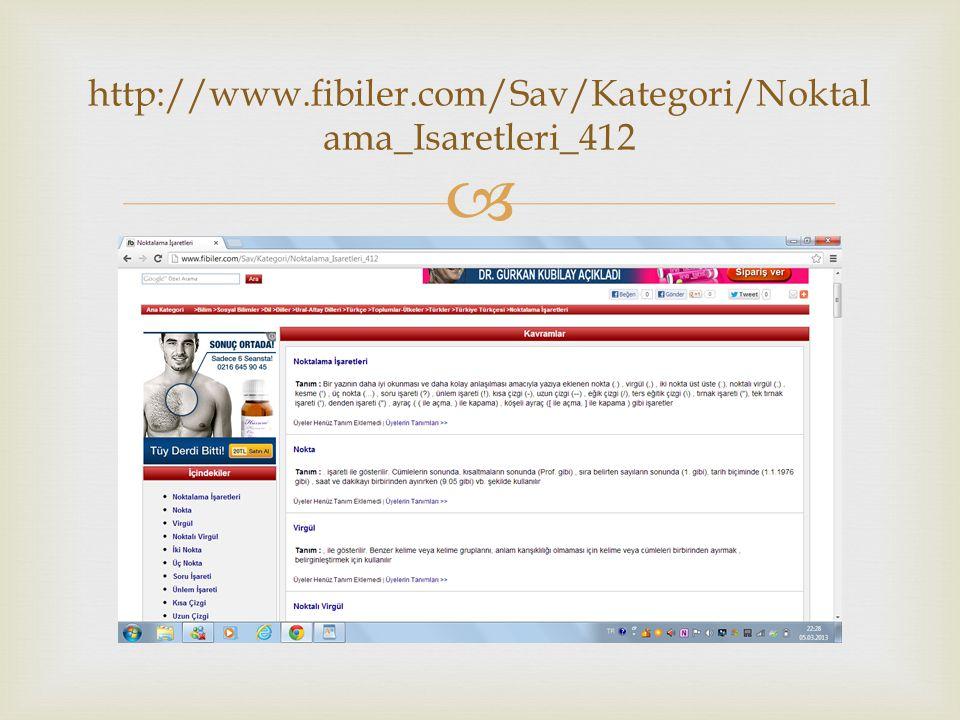  http://www.aofdestek.net/turk.dili.ders.notlari/27853 -noktalama.isaretlerinin.ortaya.cikmasi.html