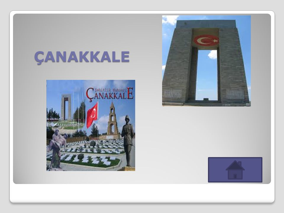 Çanakkale Şehir Resimleri Çanakkale Şehir Resimleri