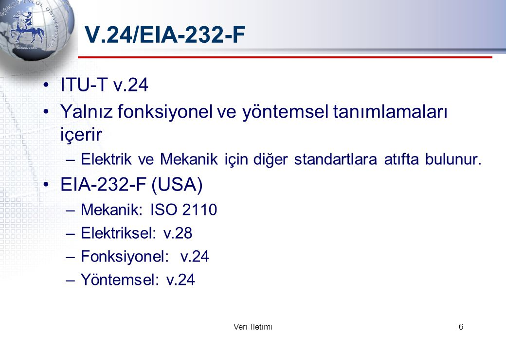 Binary Frequency Shift Keying Most common form is binary FSK (BFSK) Two binary values represented by two different frequencies (near carrier) Less susceptible to error than ASK High frequency radio Even higher frequency on LANs using co-ax 27Veri İletimi