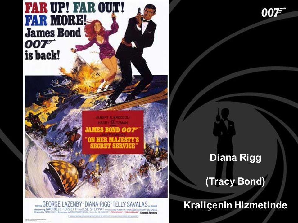 Diana Rigg (Tracy Bond) Kraliçenin Hizmetinde