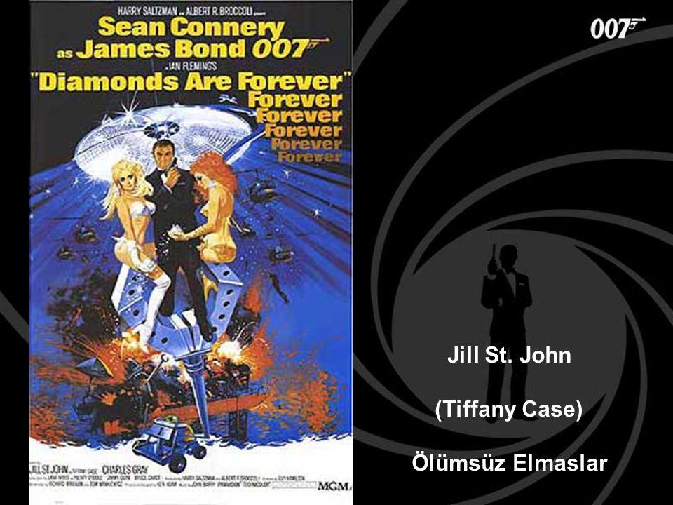 Jill St. John (Tiffany Case) Ölümsüz Elmaslar