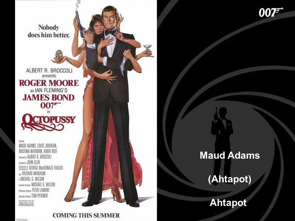 Maud Adams (Ahtapot) Ahtapot