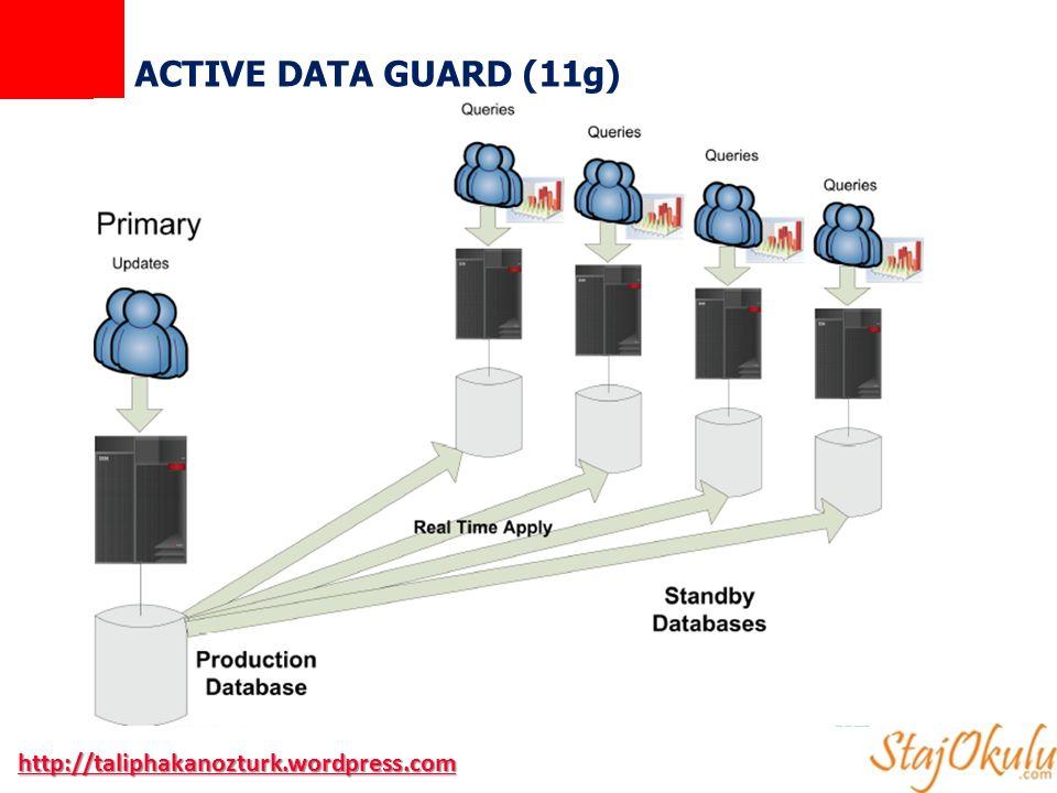 ACTIVE DATA GUARD (11g)