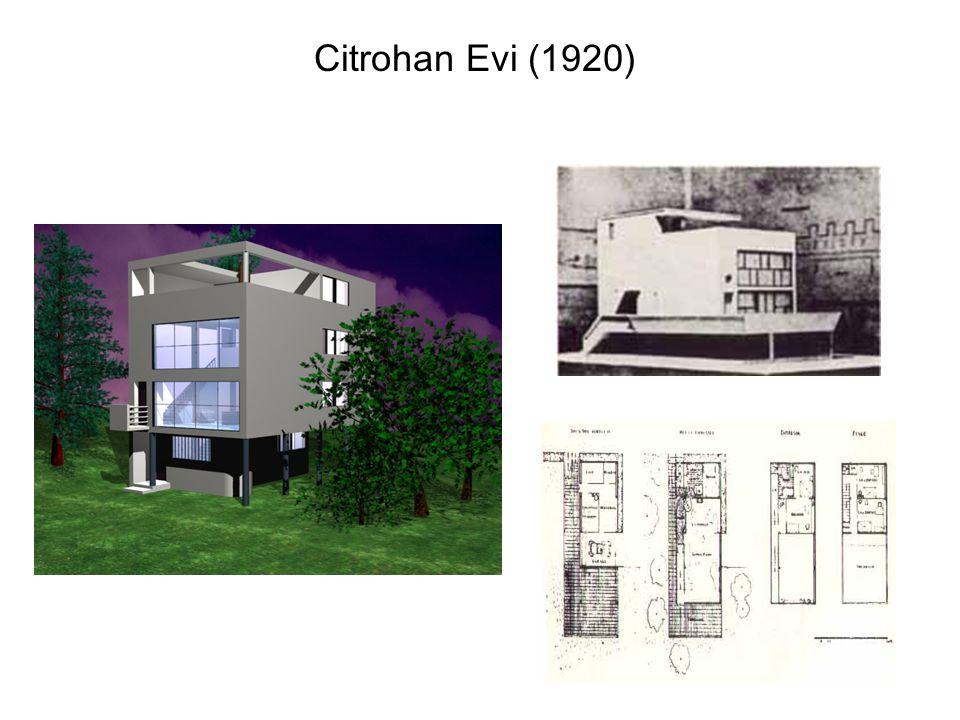 Citrohan Evi (1920)