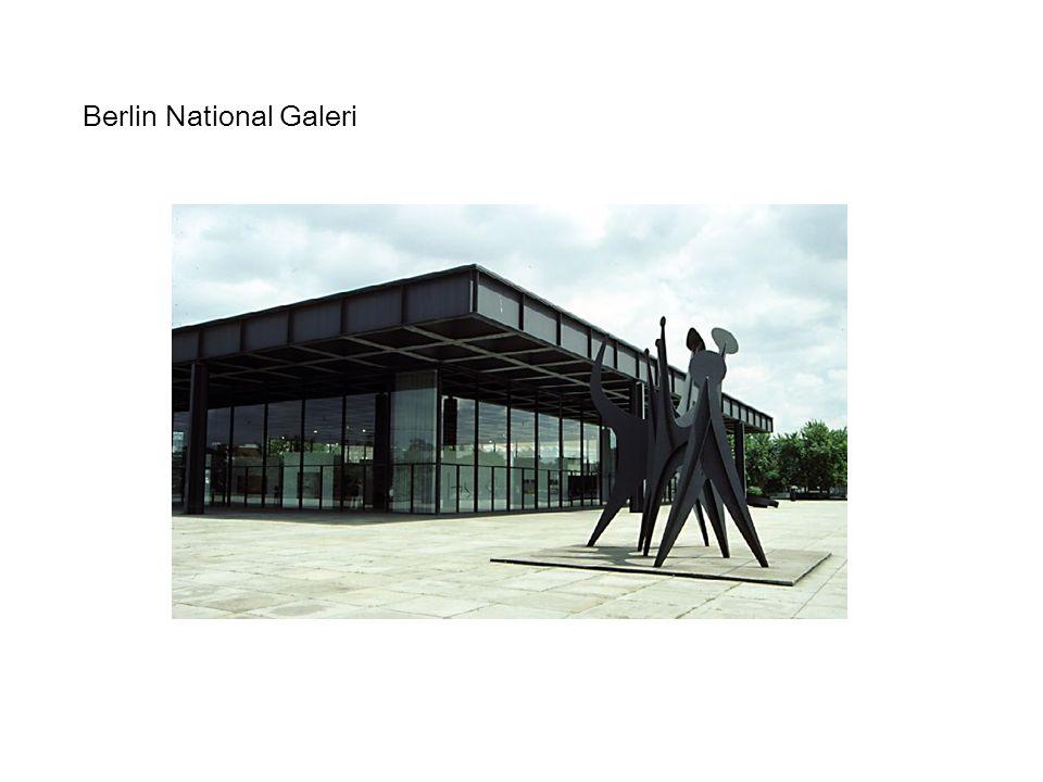 Berlin National Galeri