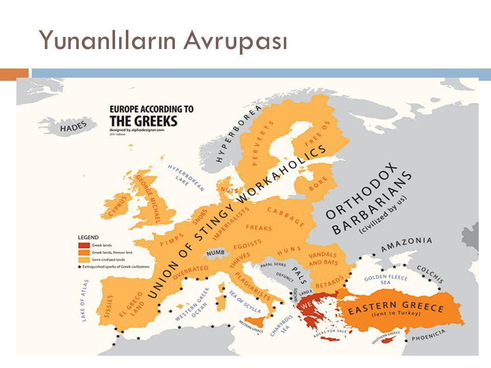 Yunanlıların Avrupası