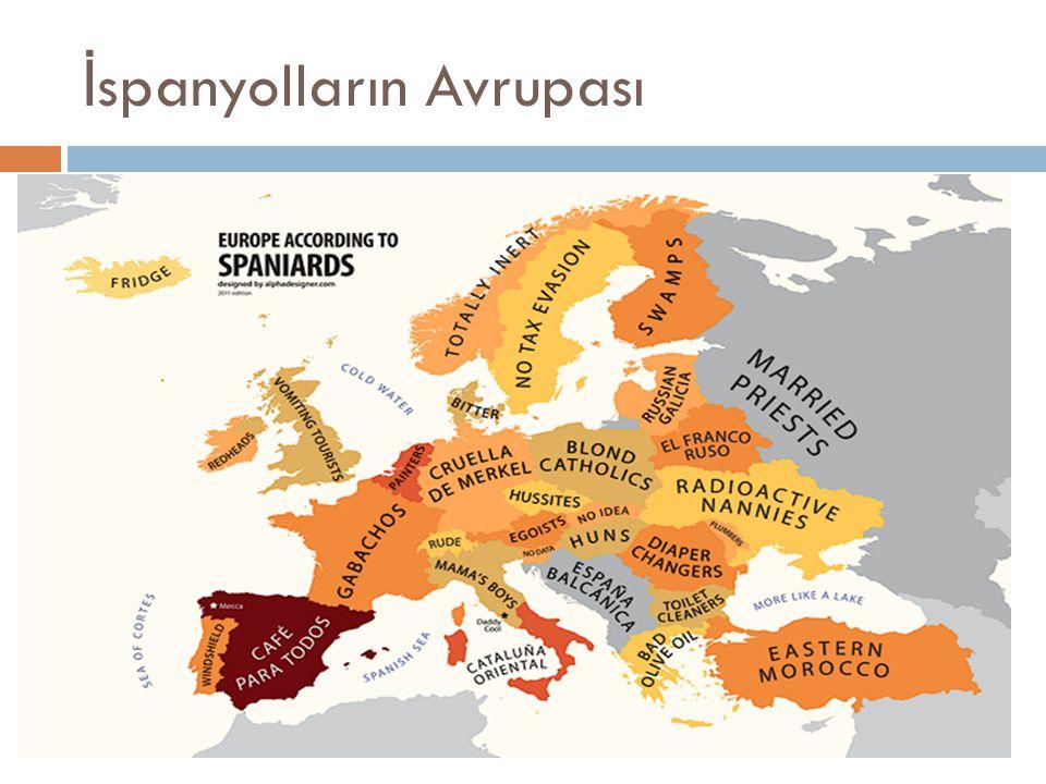 İ spanyolların Avrupası