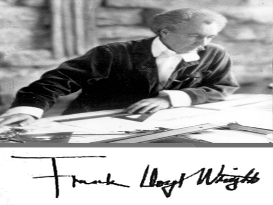 Ruskin'in Arts and Crafts ve Violet le Duc adlı eserlerinden büyük ilham alan Wright, Richardson, Bruce Price ve McKim, Mead & White gibi isimlerden de çok etkilendi.