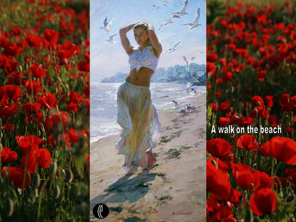Son romantik impressionistler Michael & Inessa Garmash Michael Garmash was born in 1969 in Lugansk, Ukraine. He began painting at the age of three and
