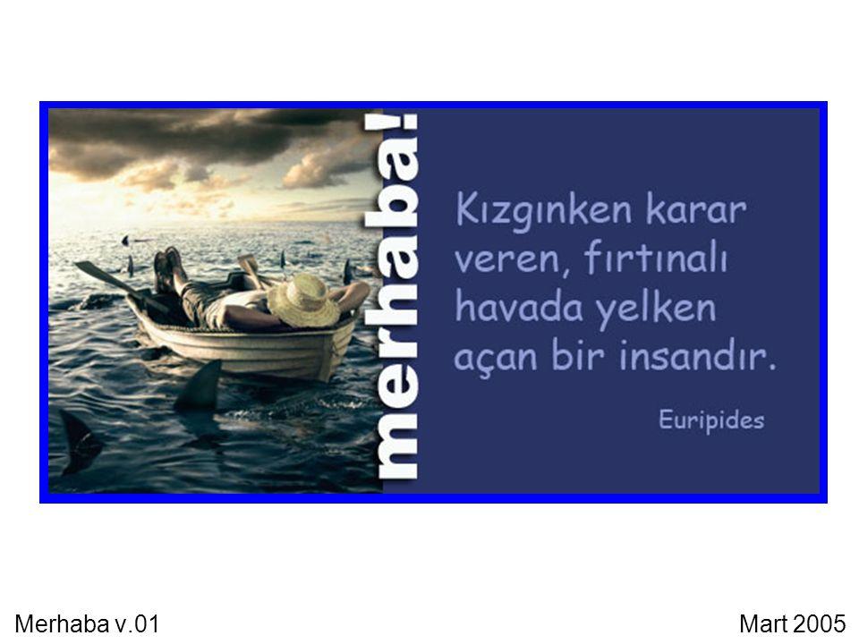 Merhaba v.01Mart 2005