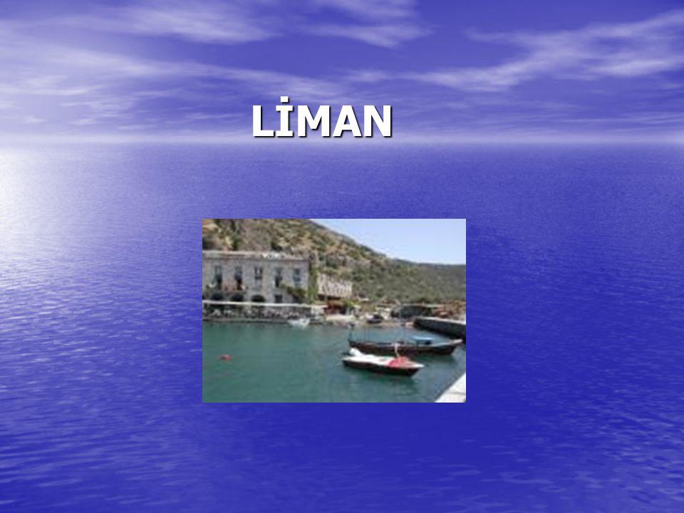 LİMAN LİMAN