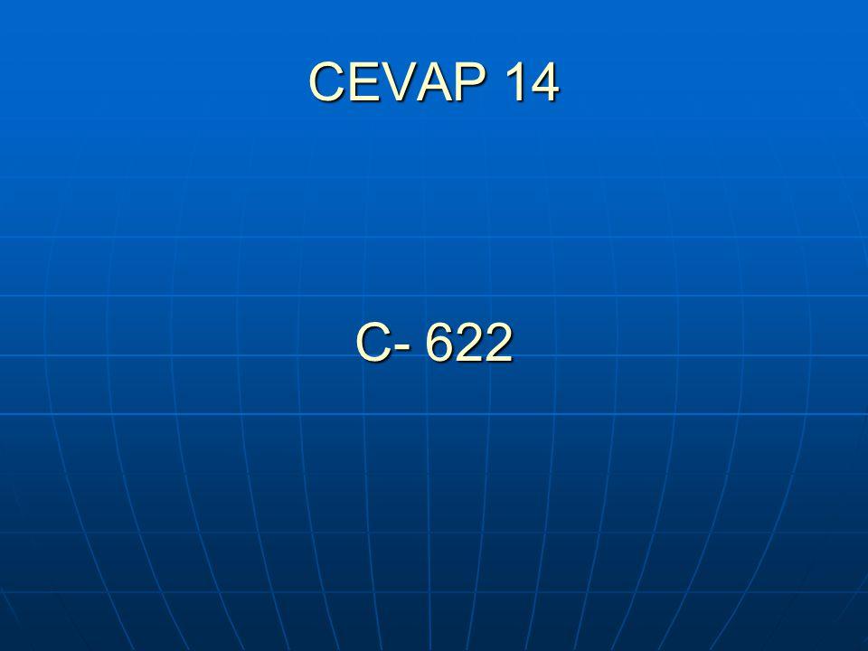 CEVAP 14 C- 622