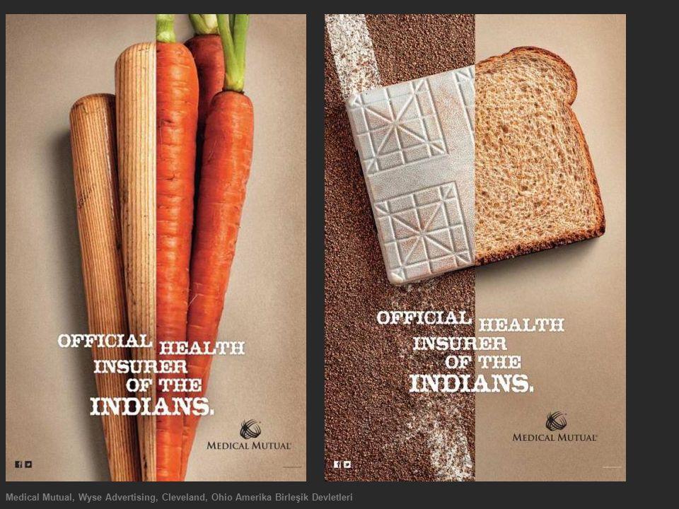 Medical Mutual, Wyse Advertising, Cleveland, Ohio Amerika Birleşik Devletleri