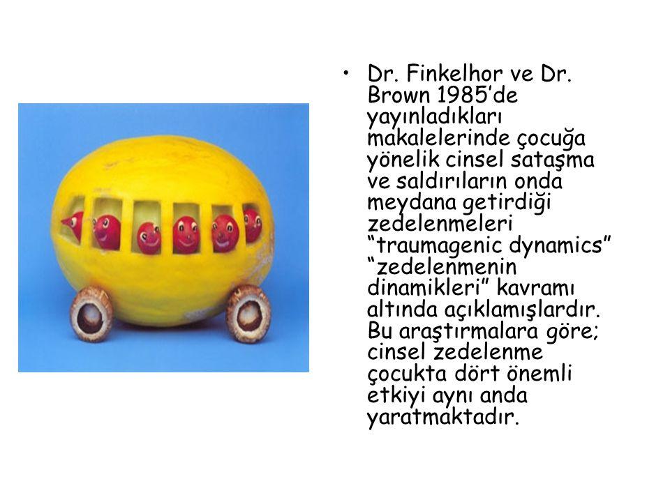 Dr. Finkelhor ve Dr.
