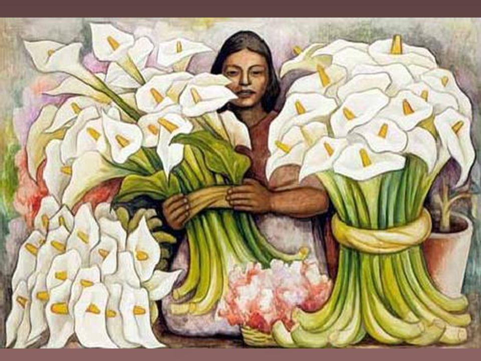Diego Rivera, sanat yaşamı boyunca New york, San Fransisco ve Detroit gibi şehirlerin duvarlarında izler bıraktı.