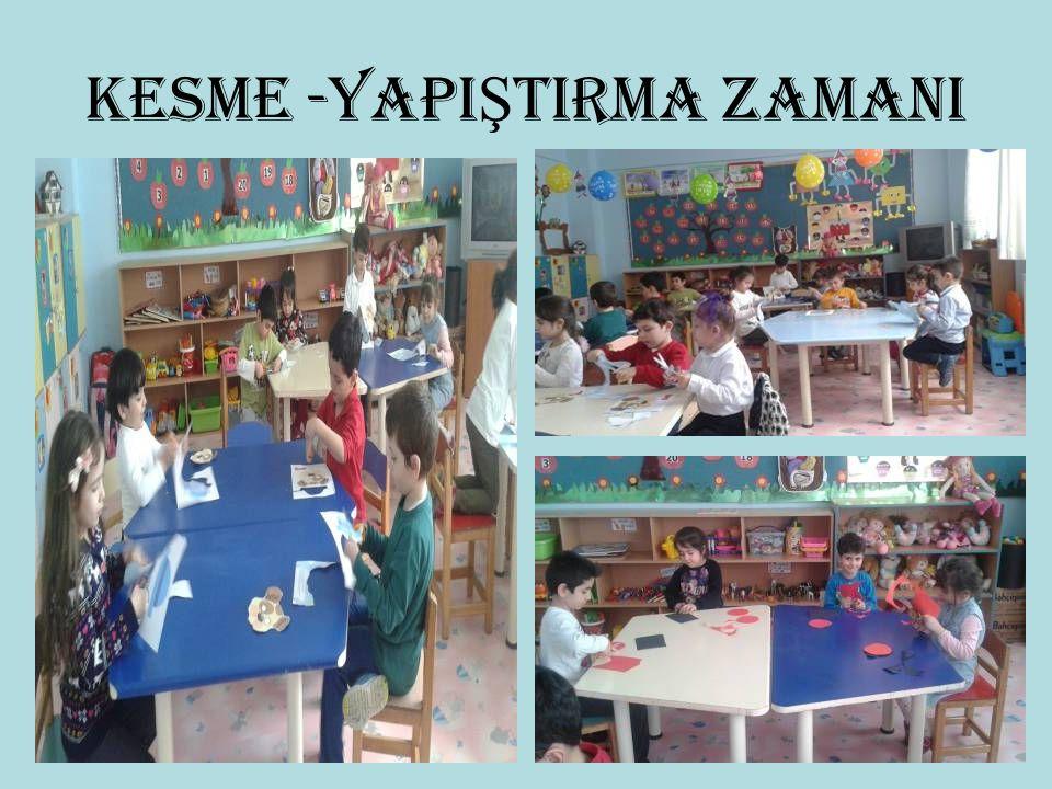 KESME -YAPI Ş TIRMA ZAMANI