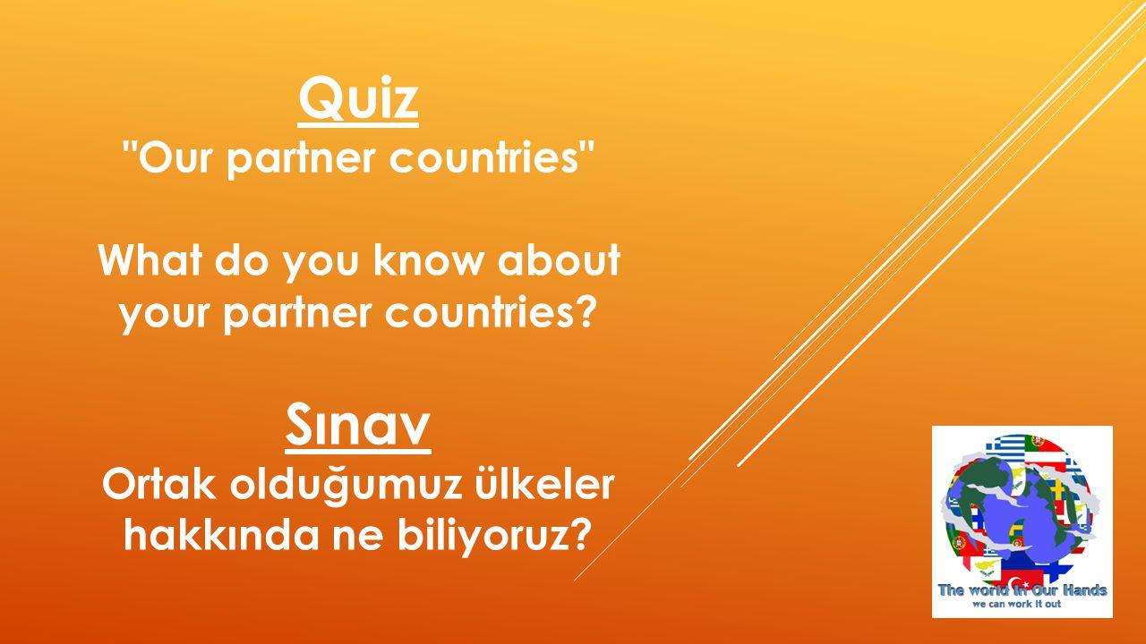 1.Aşağıdakilerden hangisi Türkiye'nin başkentidir? a)Bursa b) Ankara c)İstanbul d) Antalya