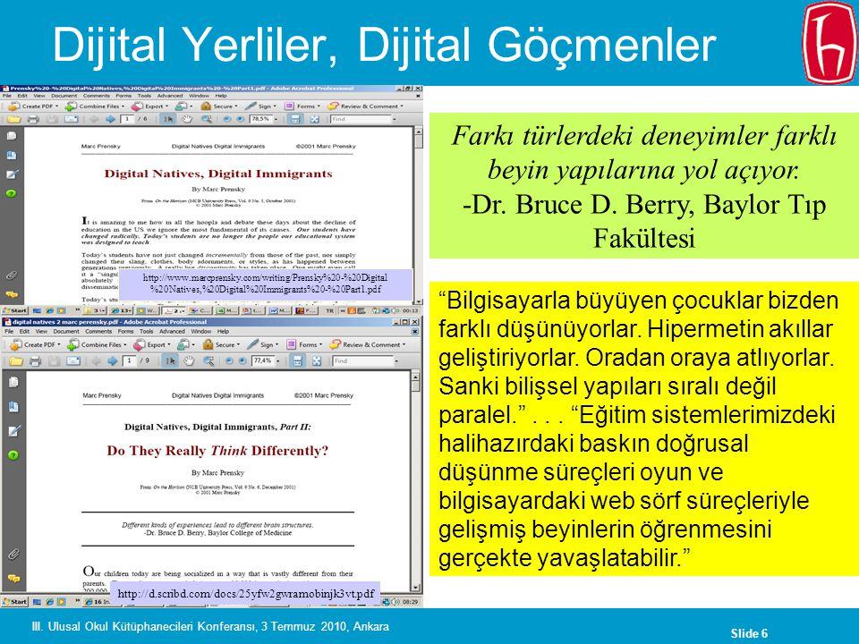 Slide 6 III.